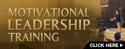 Motivational Leadership Training